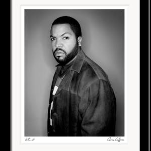 Ice Cube by Chris Cuffaro