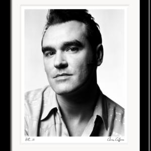 Morrissey by Chris Cuffaro