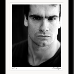 Henry Rollins by Chris Cuffaro