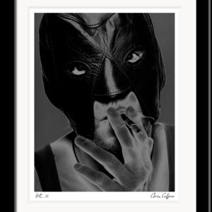 Michael Hutchence by Chris Cuffaro