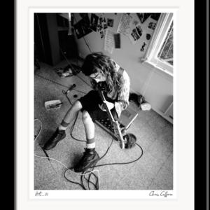 Eddie Vedder by Chris Cuffaro