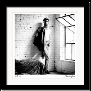 George Michael by Chris Cuffaro