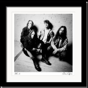 Soundgarden by Chris Cuffaro