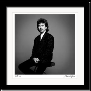 George Harrison by Chris Cuffaro