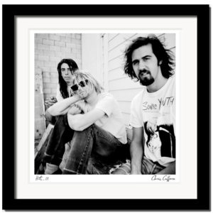 Nirvana by Chris Cuffaro