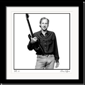 Mark Knopfler by Chris Cuffaro