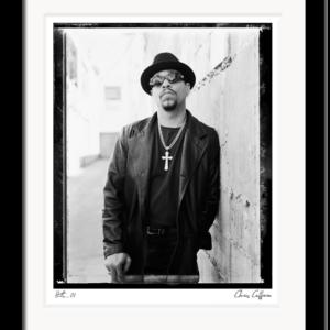 Ice-T by Chris Cuffaro