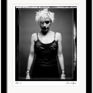 Gwen Stefani by Chris Cuffaro