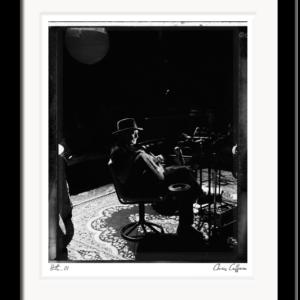 Willie Nelson by Chris Cuffaro